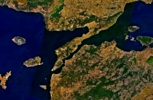 Gallipoli_peninsula_from_space