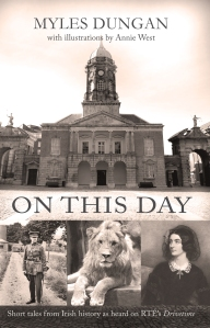 On this Day cover idea no rte logo