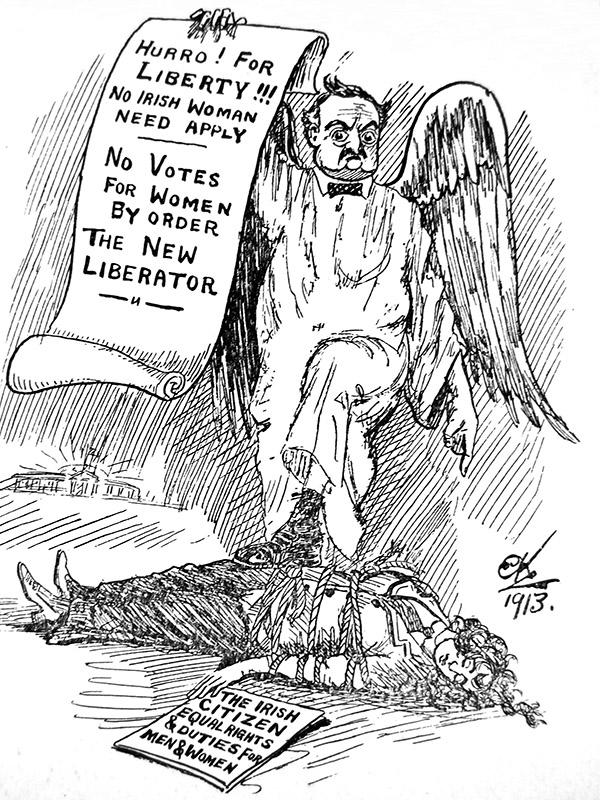 Womens_Suffrage_-_Redmond_as_Hypocrite_by_EK_Irish_Citizen_15_Mar_1913.jpg